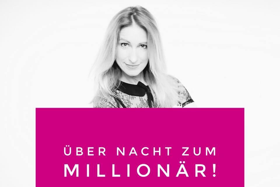 Über Nacht zum Millionär